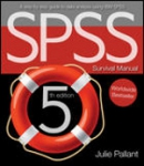 (P/B) THE SPSS SURVIVAL MANUAL
