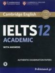 CAMBRIDGE ENGLISH IELTS 12