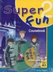 (PACK) SUPER FUN 2 (COURSEBOOK+ACTIVITY+REVISION BOOK+WRITER'S PORTFOLIO+SNOW WHITE+SUMMER BOOK+i-BOOK)