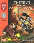 THESEUS AND THE MINOTAUR (+CD/CD-ROM)
