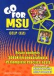 GO FOR MSU CELP (C2)