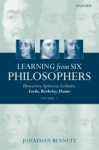 (P/B) LEARNING FROM SIX PHILOSOPHERS (VOLUME TWO)
