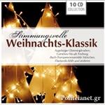 (10CD) STIMMUNGSVOLLE WEIHNACHTS-KLASSIK