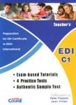 EDI C1, TEACHER'S