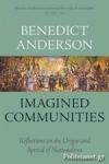(P/B) IMAGINED COMMUNITIES