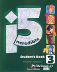 (POWER PACK) INCREDIBLE 5 3 (STUDENT'S+MULTI-ROM+ieBOOK+COMPANION AND GRAMMAR+WORKBOOK AND GRAMMAR+READERS)