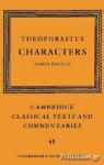 (P/B) THEOPHRASTUS: CHARACTERS