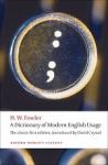 (P/B) A DICTIONARY OF MODERN ENGLISH USAGE
