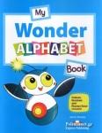 MY WONDER ALPHABET BOOK (INTERNATIONAL)