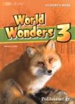 WORLD WONDERS 3 STUDENT'S BOOK (+2CD)