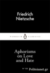 (P/B) APHORISMS ON LOVE AND HATE