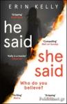 (P/B) HE SAID / SHE SAID