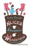 (P/B) ALICE'S ADVENTURES IN WONDERLAND