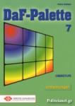 DAF- PALETTE 7 OBERSTUFE UMFORMUNGEN