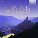 (12CD) COMPLETE CHAMBER MUSIC