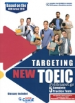 TARGETING NEW TOEIC - 5 COMPLETE PRACTICE TESTS (+CD-ROM)