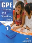 CPE LISTENING AND SPEAKING SKILLS 1 PROFICIENCY C2 (WITH DIGIBOOK)