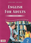 ENGLISH FOR ADULTS 2 - COURSEBOOK