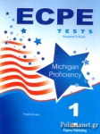 ECPE 1 TESTS FOR THE MICHIGAN PROFICIENCY (+CD DOWNLOADABLE)