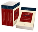 (P/B) DEMOCRACY IN AMERICA - DE LA DEMOCRATIE EN AMERIQUE (FOUR VOLUME SET)