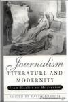 (P/B) JOURNALISM LITERATURE AND MODERNITY