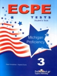 ECPE TESTS 3 MICHIGAN PROFICIENCY (+CD DOWNLOADABLE)