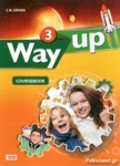 WAY UP 3, COURSEBOOK (+WRITING TASK BOOKLET)