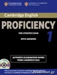 CAMBRIDGE ENGLISH PROFICIENCY 1 FOR UPDATED EXAM
