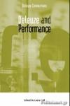 (P/B) DELEUZE AND PERFORMANCE