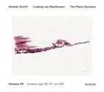 (CD) THE PIANO SONATAS, VOLUME VII: SONATAS opp. 90, 101 and 106