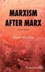 (P/B) MARXISM AFTER MARX