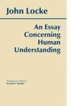 (P/B) ESSAY CONCERNING HUMAN UNDERSTANDING