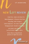 NEW LEFT REVIEW, ISSUE 118, JULY / AUGUST 2019