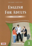 ENGLISH FOR ADULTS 3 - COURSEBOOK