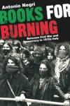 (P/B) BOOKS FOR BURNING