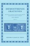(H/B) DEMOSTHENIS: ORATIONES II