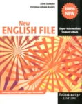 NEW ENGLISH FILE - STUDENT'S BOOK