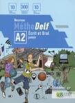 NOUVEAU METHODELF A2 ECRIT ET ORAL JUNIOR (+CD MP3+TRANSCRIPTIONS TESTS)