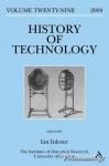 (H/B) HISTORY OF TECHNOLOGY (VOLUME 29)