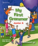 MY FIRST GRAMMAR - JUNIOR A - STUDENT'S BOOK