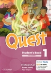(PACK) QUEST 1 (+READER, CD-ROM)