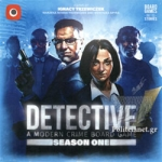 DETECTIVE: SEASON ONE - A MODERN CRIME BOARD GAME