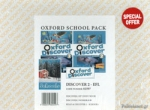 (PACK) OXFORD DISCOVER 2 EFL (+WORKBOOK+READ AND DISCOVERS 1 - SCHOOLS)