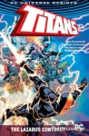 (P/B) TITANS: THE LAZARUS CONTRACT