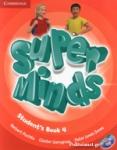 SUPER MINDS 4 (+DVD-ROM)