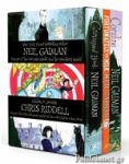 (P/B) NEIL GAIMAN AND CHRIS RIDDELL BOX SET