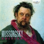 (14CD) MUSSORGSKY EDITION