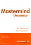 MASTERMIND GRAMMAR FOR ADVANCED AND PROFICIENCY CLASSES