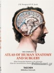 (H/B) THE COMPLETE ATLAS OF HUMAN ANATOMY AND SURGERY