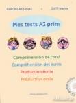 MES TESTS A2 PRIM (+CD)